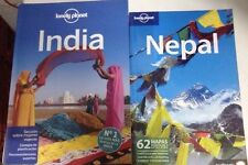 Guia Lonely Planet India Edición 2014+ Nepal Edición 2010