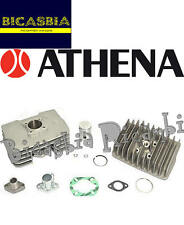 8227 - CILINDRO ATHENA IN ALLUMINIO DM 48 75 CC Minarelli 2T P6 ARIA MCS