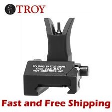 Troy Industries BattleSight Tactical Folding Front Battle Sight SSIG-FBS-FMBT-00