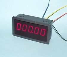 DIGITAL LED Frequency Counter &  Tachometer 99999r/m Rotate Speed Meter 12v 24v
