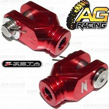 Zeta Red Rear Brake Clevis For Kawasaki KX 125 2003-2008 03-08 Motocross Enduro