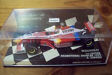 1/43 WILLIAMS 1999 PROMOTIONAL CAR ALEX ZANARDI