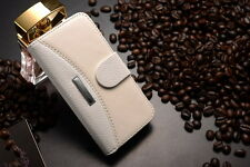 "Luxus iPhone 6 4,7"" CrazyHorse PU Leder Tasche Schutz Hülle Case Cover Etui"