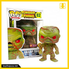 DC Comics: Swamp Thing PX Exclusive Glows in the Dark Pop - Funko