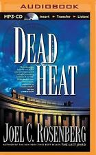 The Last Jihad: Dead Heat 5 by Joel C. Rosenberg (2015, MP3 CD, Unabridged)