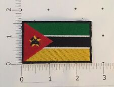 Mozambique Flag Patch