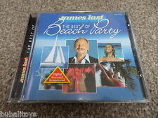 James Last - The Best Of Beach Party Polydor 18 Track 1998 German CD Very Rare!