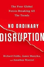 No Ordinary Disruption:The Four Global Forces Breaking All the Trends(Hardcover)
