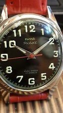 HMT PILOT 17 JEWELS PARA SHOCK NOS NEW OLD STOCK VINTAGE WATCH ' CYBER MONDAY '