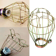 Home Ba Metal Bulb Guard Lamp Light Cage Hanging Industrial Vintage Pendant