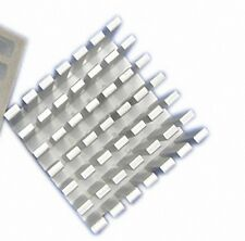 10pcs 1W Watt LED Aluminium Heatsink Square