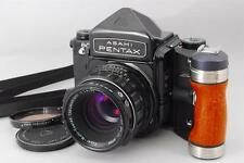 【N MINT】Pentax 67 Eye Level Medium Format Takumar 6×7 90mm F/2.8 from Japan #123