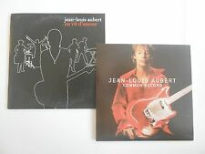 || LOT CD Single Collector - Port 0€ || JEAN-LOUIS AUBERT : 2 CD (1 INEDIT)