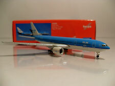 Herpa Wings 1:500 KLM Asia Boeing 777-200 - PH-BQF Artnr.523868 Limited Edition