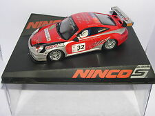 NINCO PORSCHE 997 XXIV CAMPIONAT D'OSONA  A.E.O.SPORT 2010  OFF.DRIVERS LTED.ED.