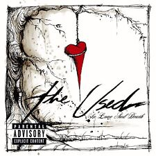 THE USED In Love And Death (Vinyl LP) NEW 2009