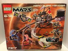 Lego 7317 Aero Tube Hanger Life on Mars 100% Complete with Original Box & Manual