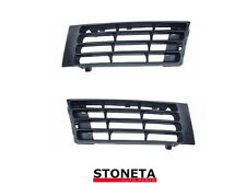 AUDI A4 B5 1999-2000 Lower Bumper Grille Covers Bezels LEFT + RIGHT NEW