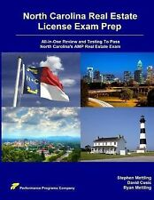 North Carolina Real Estate License Exam Prep : All-In-One Review and Testing...