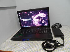 MSI GP60 2PE Leopard Intel i7 4710HQ 8GB 700GB Windows 10 Gaming Laptop Computer