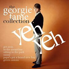GEORGIE FAME - YEH YEH - THE GEORGIE FAME COLLECTION: CD ALBUM (May 4th 2015)