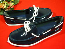 Womens COLE HAAN Patent Leather Loafers Boat Shoes Size 10 B New