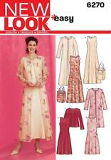 NEW LOOK SEWING PATTERN MISSES' DRESS JACKET & BAG SIZE 10 - 22 6270