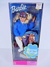 NIB BARBIE DOLL 2000 HORSE RIDING  SALE!! VISIT OUR STORE MORE BARBIES