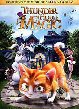 THUNDER & THE HOUSE OF MAGIC (W/ Music of Selena Gomez) DVD