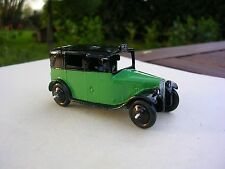 Dinky toys TAXI AUSTIN n° 36 G.2 de 1948 Made in England