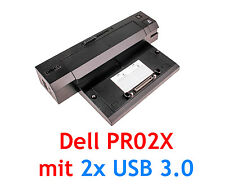 Dell Dockingstation PR02X mit 2 x USB 3.0 für Dell Latitude E6440