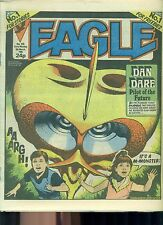 EAGLE #155 weekly British comic book March 9 1985 VG+
