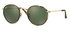 New Authentic RAY-BAN ROUND CAMOUFLAGE SUNGLASSES RB3447JM 168/4E 50 John Lennon
