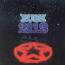 RUSH - 2112 (REMASTERED)  CD  6 TRACKS PROGRESSIVE ROCK / ART ROCK  NEU