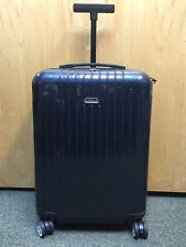 "RIMOWA SALSA AIR 21"" SPINNER CARRY ON CABIN luggage suitcase BLUE Retail"