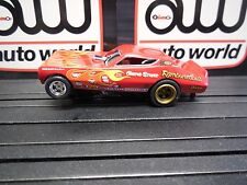 AUTO WORLD ~ Rambunctiuos '71 Dodge Charger Funny Car ~ FITS AFX, AW