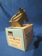 NOS DUAL 520 610 ASP138 TURNTABLE TONEARM SOCKET # 273457 ORIGINAL BOX 271 023