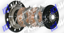 COMPETITION 184MM RIGID TWIN RACING CLUTCH FOR SUBARU IMPREZA WRX STI 2.5 TURBO