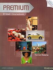 Longman PREMIUM B1 Level COURSEBOOK w Exam Reviser, Access Code & iTests CD @NEW