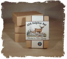 Dirt _Hunter's _  SPA Sulphur Mineral Soaps Made in Montana Handmade Natural