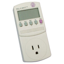 P3 International KILL A WATT Power Electricity Usage Voltage Meter Monitor