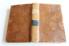 ICONOGRAPHIE VEGETALE par J.L.M. POIRET / FLORE MEDICALE - 1820 ed. PANCKOUCKE