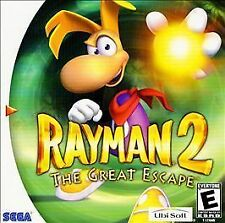 Rayman 2, Good Sega Dreamcast, Sega Dreamcast Video Games