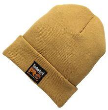 99p Vendita!!! da Uomo Timberland Pro Series alza Cappello Beanie grano Taglia Unica