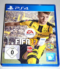 FIFA 17 (PlayStation 4) PS4 DEUTSCH 2017