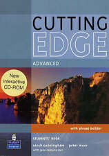 Cutting Edge Advanced Students Book and CD-ROM Pack by Peter Moor, Sarah...