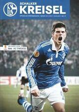 Schalker Kreisel + 15.03.2012 + FC Schalke 04 vs FC Twente + Europa League +