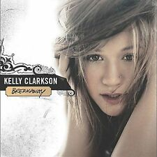 Kelly Clarkson MINT CONDITION Breakaway CD 2004 RCA not sealed Since U Been Gone