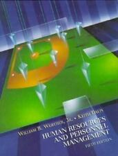 Human Resources and Personnel Management Werther, William B., Jr., Davis, Keith