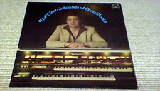 THE ELECTRIC SOUNDS OF CHRIS BOOTH PRIVATE UK LP 1981 Vangelis Jeff Wayne Synth
